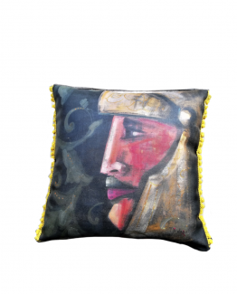 Cuscino Tjndara ecopelle orlando pillow